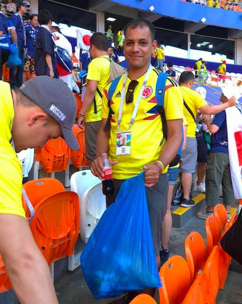 ワールドカップ コロンビア