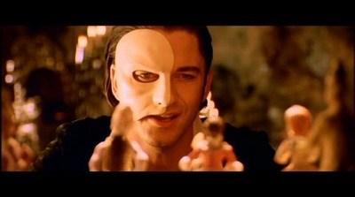 ジェラルド・バトラー オペラ座の怪人